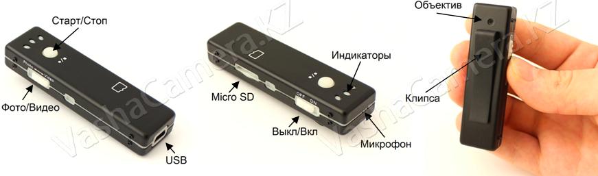 камера жевачка