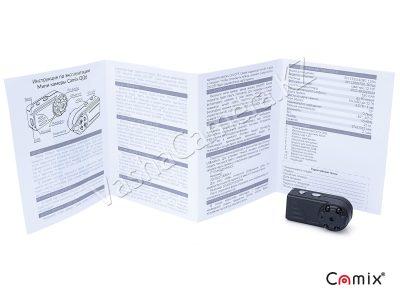 инструкция мини видеокамеры Camix QQ6