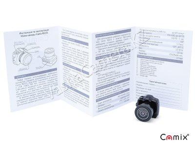 инструкция мини камеры Camix RS101