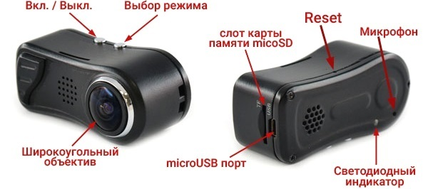 видеокамера QQ7