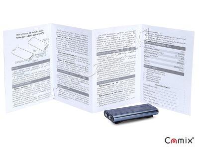 Инструкция мини диктофона Camix VR658