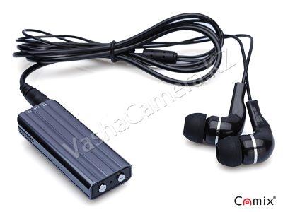 VR408 диктофон с наушниками